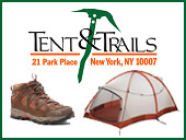 Tent and Trails