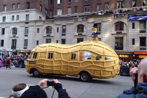 Photos : the Thanksgiving Parade in New York City