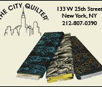 City Quilter