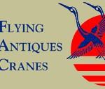 Flying Cranes Antiques