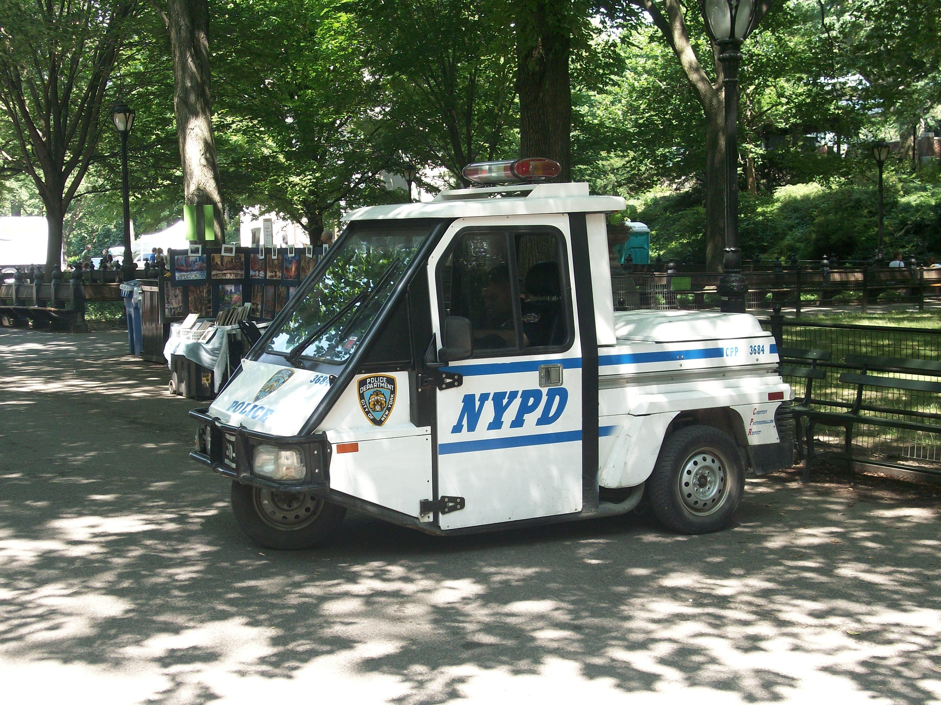Nypd Testing Out Smart Cars New
