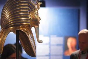Meet Pharaoh Tutankhamun in New York