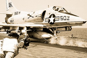 The USS Intrepid and the Vietnam War