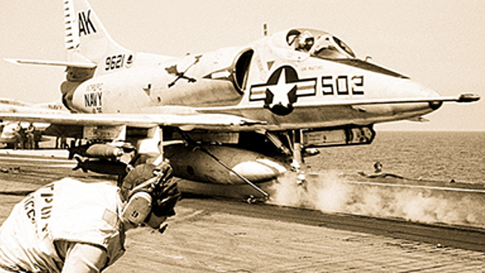 The USS Intrepid and the Vietnam War - ©New York.com