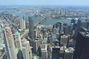 Book your tickets for the One World Observatory