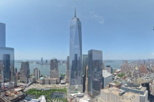 11 Year Time-Lapse of One World Trade Center