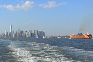 Video : the Staten Island Ferry