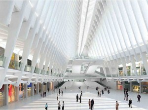 Un hall principal baigné de lumière naturelle. (Photo Port Authority)