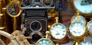 Antiques in New York City