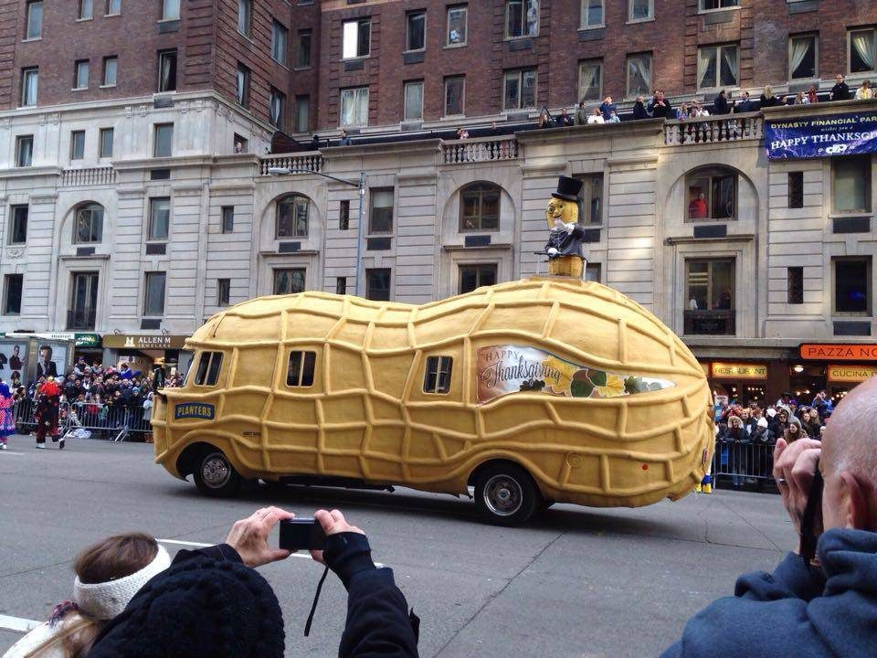 Thanksgiving Parade in New York City