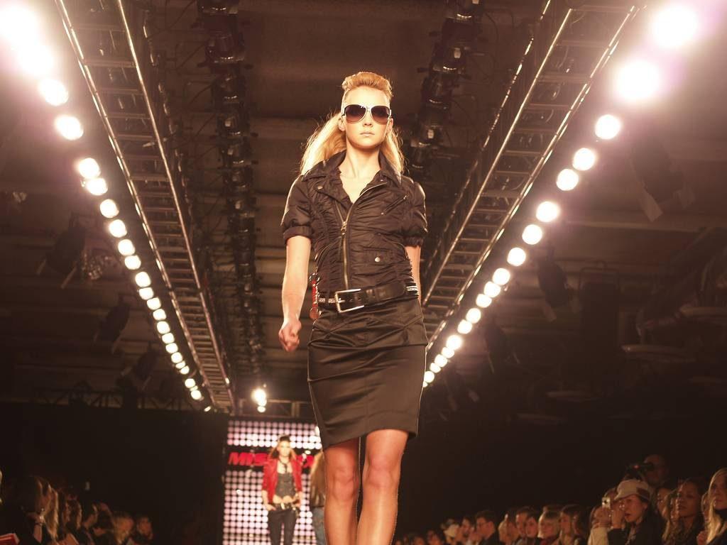 Défilé Fashion Week New York