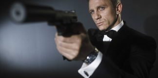 Daniel Craig James Bond Casino Royale