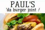 Paul's Da Burger