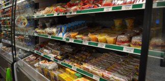 Supermarket in New York City
