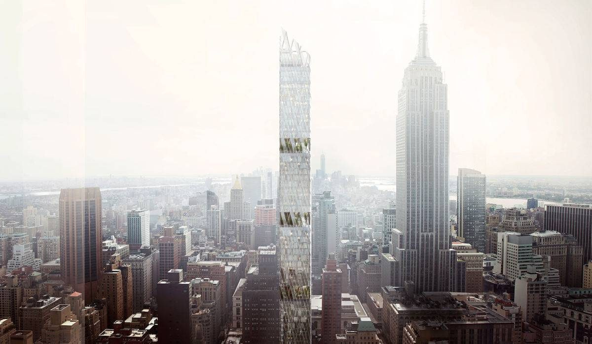 Project architecture New York