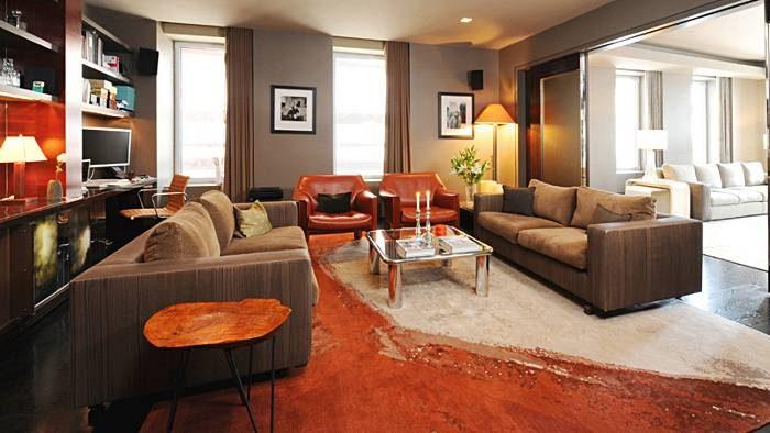 appartement David Bowie New York