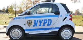 NYPD Smart in Central Park