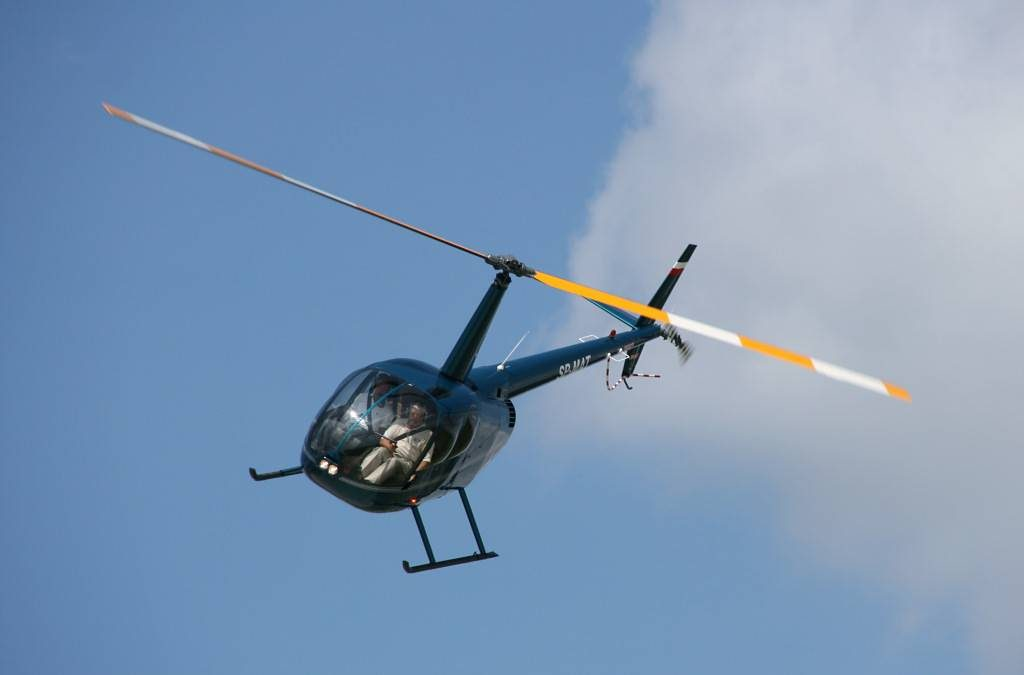 Book your Helicopter Flight Lesson above New York