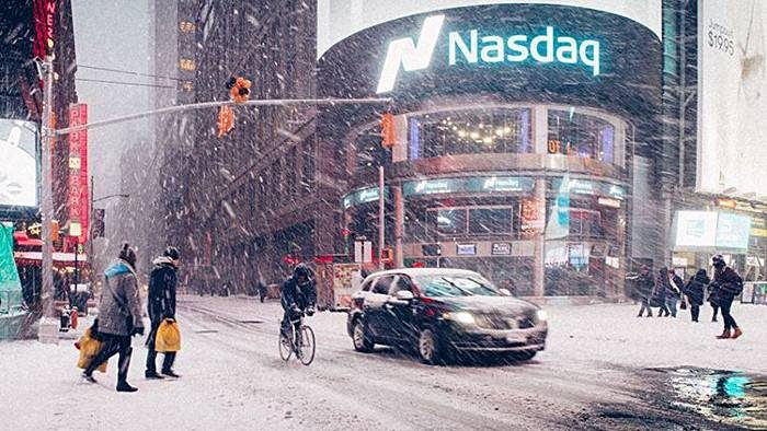New York tempête de neige 2016