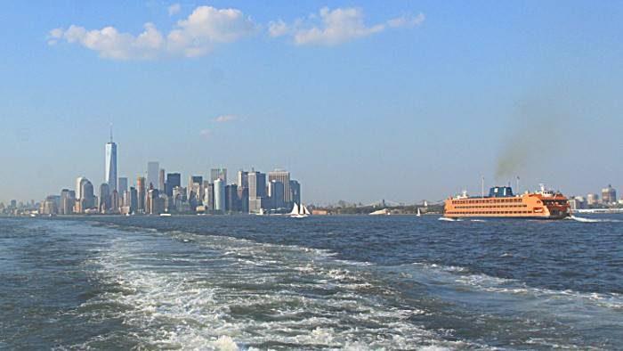 Video : the Staten Island Ferry