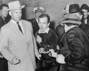 L'assassinat de Lee Harvey Oswald