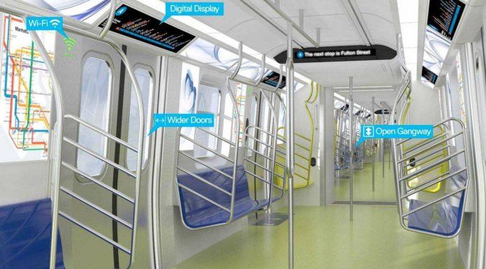 new subway New York