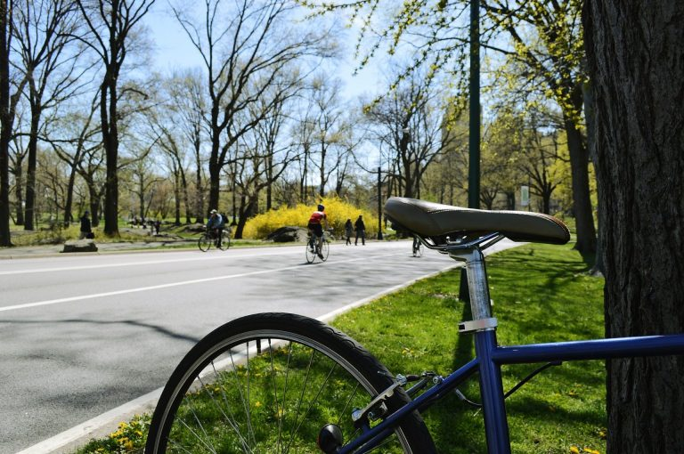 Book your bicycle rental in Central Park