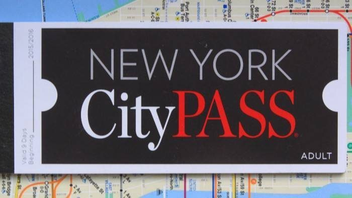 The New York City Pass, the most selling pass in New York City