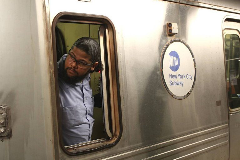 Why Is There An Operator In The Middle Of New York's Subways?