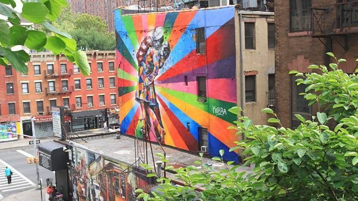 The High Line in New York City Re-Opens Its Access On July 16