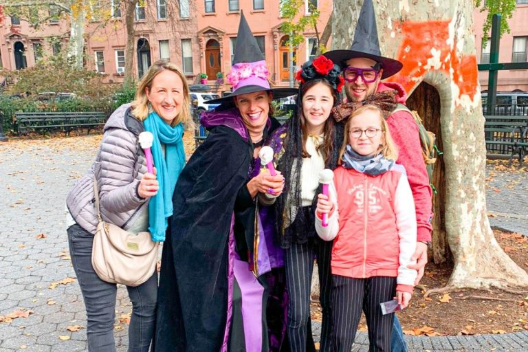A unique experience in New York City for Halloween